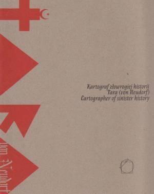 Kartograf złowrogiej historii. - okładka książki