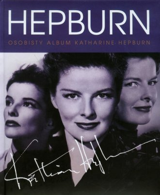 Katharine Hepburn. Osobisty album - okładka książki