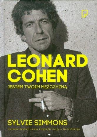Leonard Cohen. Jestem twoim mężczyzną - okładka książki