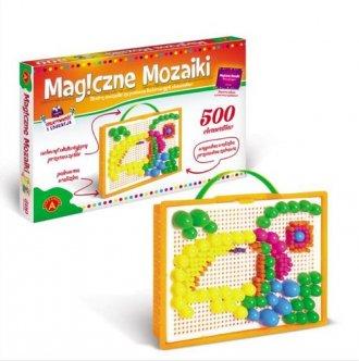 Magiczne mozaiki. Kreatywność i - zdjęcie zabawki, gry