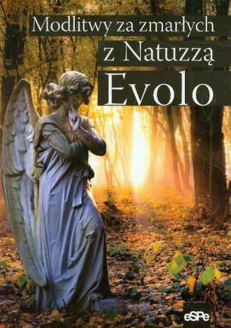 Modlitwy za zmarłych z Natuzzą - okładka książki