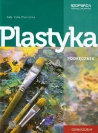 Plastyka. Gimnazjum. Podręcznik - okładka podręcznika