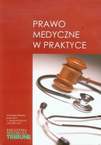 Prawo medyczne w praktyce - okładka książki