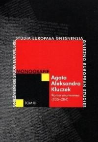 Roma Marmorea 235-284. Gnieźnieńskie Studia Europejskie. Tom XII - okładka książki