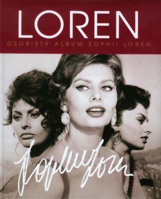 Sophia Loren. Osobisty album - okładka książki