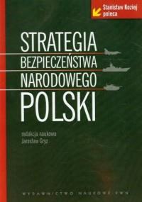 Strategia bezpieczeństwa narodowego Polski - okładka książki