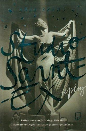 Studio Saint- Exupery - okładka książki