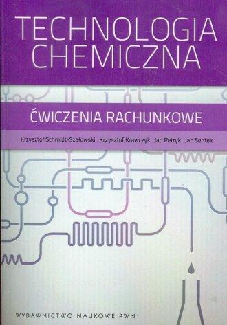Technologia chemiczna. Ćwiczenia - okładka książki