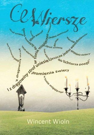 Wiersze - okładka książki