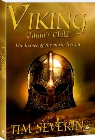 Wiking. Tom 1. Dziecko Odyna - okładka książki