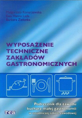 Wyposażenie techniczne zakładów - okładka podręcznika