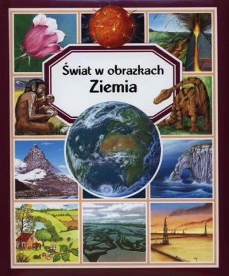 Ziemia. Świat w obrazkach - okładka książki