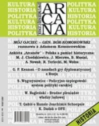 Arcana nr 112-113 (4-5/2013) - okładka książki