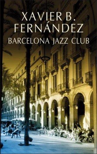 Barcelona Jazz Club - okładka książki