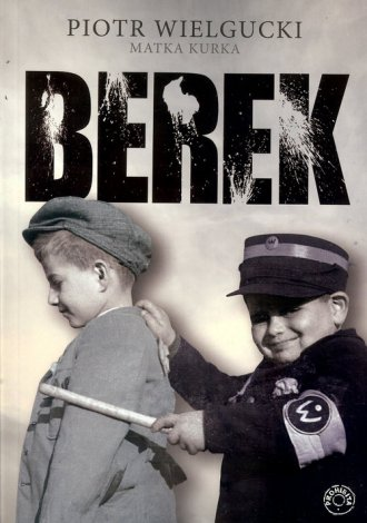 Berek - okładka książki