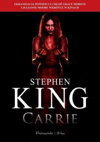Carrie - okładka książki