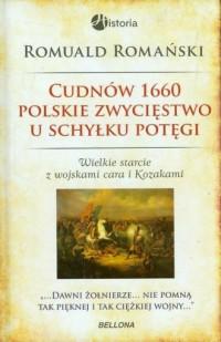 Cudnów 1660. Polskie zwycięstwo - okładka książki