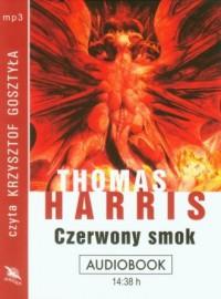 Czerwony smok (CD mp3) - pudełko audiobooku
