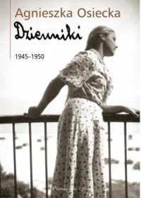 Dzienniki 1945-1950 - okładka książki