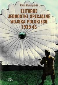 Elitarne jednostki specjalne Wojska - okładka książki