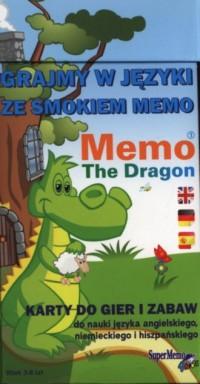 Grajmy w języki ze Smokiem Memo. Memo the Dragon 1 - okładka książki