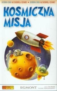 Kosmiczna misja - zdjęcie zabawki, gry
