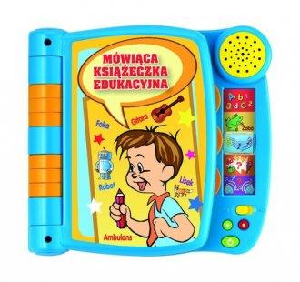 Książeczka edukacyjna - zdjęcie zabawki, gry