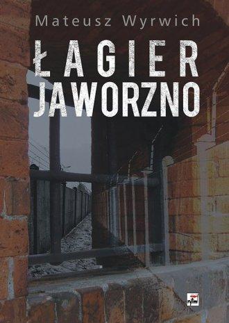 Łagier Jaworzno - okładka książki
