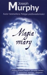 Magia wiary - okładka książki