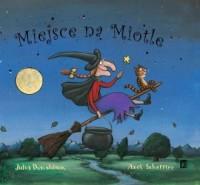 Miejsce na Miotle - okładka książki