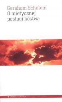 O mistycznej postaci bóstwa - okładka książki