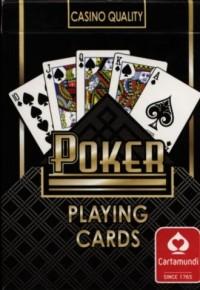 Poker (czarny) - zdjęcie zabawki, gry