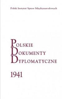 Polskie Dokumenty Dyplomatyczne 1941 - okładka książki