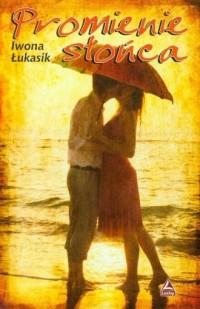 Promienie słońca - okładka książki