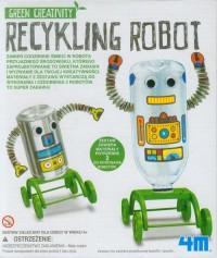 Recykling. Robot - zdjęcie zabawki, gry
