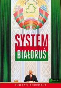 System Białoruś - okładka książki