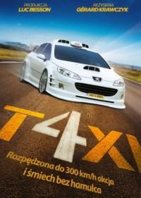 Taxi 4 - okładka filmu