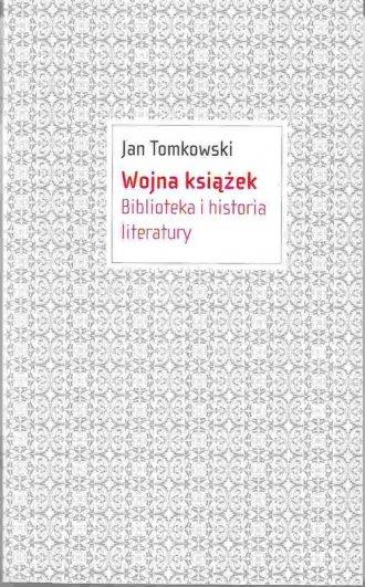 Wojna książek. Biblioteka i historia - okładka książki