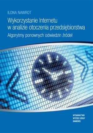 Wykorzystanie Internetu w analizie - okładka książki