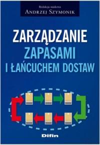 Zarządzanie zapasami i łańcuchem dostaw - okładka książki