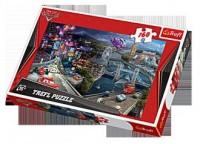 Auta (puzzle, 160 - elem.) - zdjęcie zabawki, gry