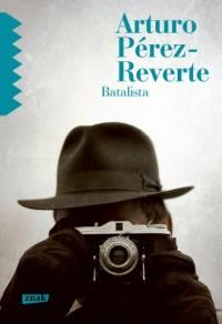 Batalista - okładka książki