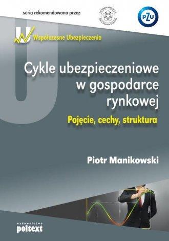 Cykle ubezpieczeniowe w gospodarce - okładka książki