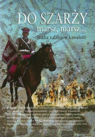Do szarży marsz marsz... Studia - okładka książki