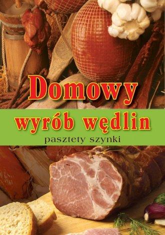 Domowy wyrób wędlin - okładka książki