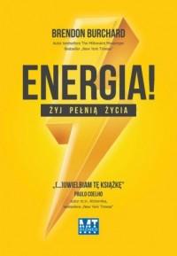 Energia! Żyj pełnią życia - okładka książki
