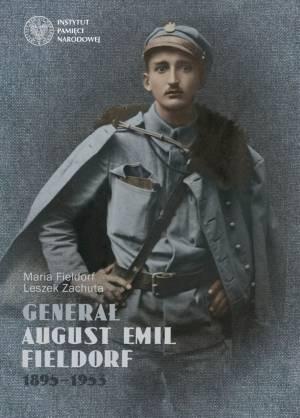 Generał August Emil Fieldorf 1895-1953 - okładka książki