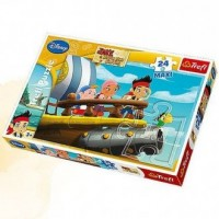 Jake i piraci z Nibylandii (puzzle maxi) - zdjęcie zabawki, gry
