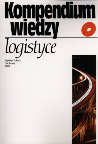 Kompendium wiedzy o logistyce - okładka książki
