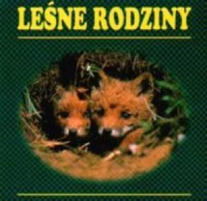Leśne rodziny - okładka książki